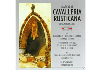 Rca Orchestra - Cavalleria Rusticana  - (CD)