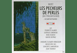 Choeurs Elisabeth Brasseur Orc - Les Pecheurs De Perles  - (CD)