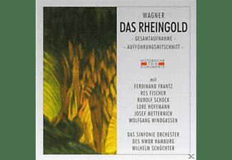 Sinf.Orch.D.Nwdr Hamburg - Das Rheingold  - (CD)