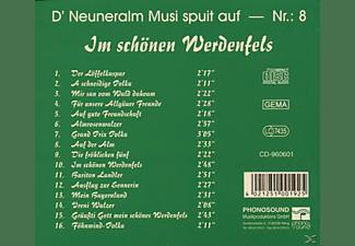 NEUNERALM MUSI NR.8 - Im Schönen Werdenfels  - (CD)