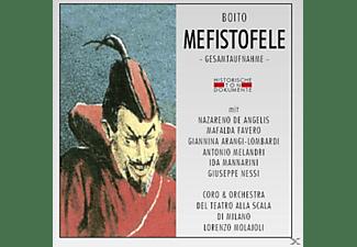 ORCH.DEL TEATRO ALLA SC - Mefistofele  - (CD)