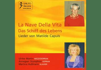 Ulrike Martin, Annegeer Stumphius, Martina Hussmann - Lieder La Nave Della Vita  - (CD)
