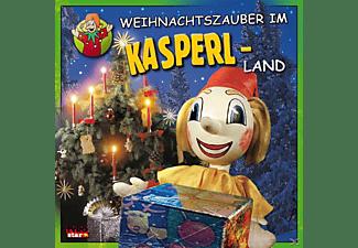 Kasperl - Weihnachtszauber im Kasperlland  - (CD)