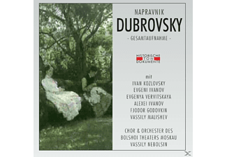 ORCH.D.BOLSHOI THEATERS - Dubrovsky  - (CD)