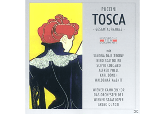 Orch.D.Wien - Tosca  - (CD)