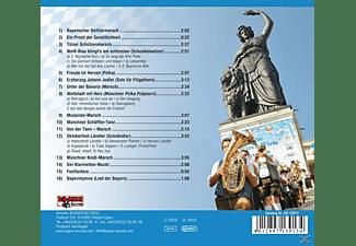 Münchner Oktoberfest Musikanten - Blasmusik Vom Münchner Oktoberfest  - (CD)