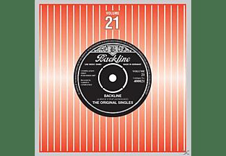 VARIOUS - Backline Vol.21  - (CD)