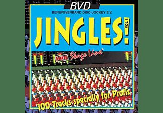 VARIOUS - Jingles Vol.1  - (CD)