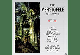 Coro E Orch.Di Torino Della RAI - Mefistofele  - (CD)