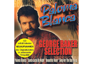 George Baker - Paloma Blanca (Enthält Re-Recordings)  - (CD)