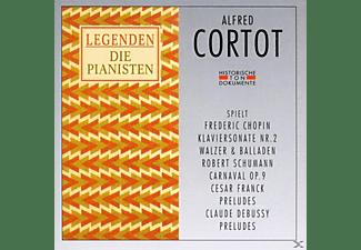 Alfred Cartot - Legenden-Alfred Cortot  - (CD)
