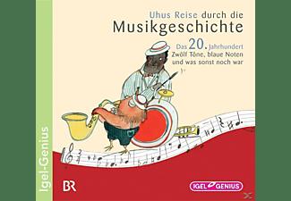 VARIOUS - Uhus Reise Durch Die Musikgeschichte  - (CD)