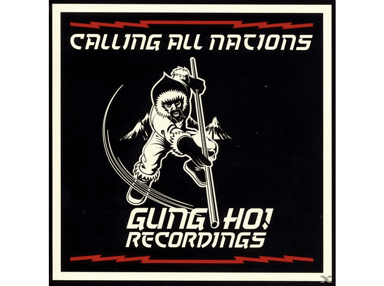 VARIOUS - Calling All Nations [CD]