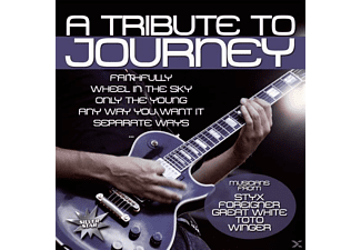 VARIOUS - A Tribute To Journey  - (CD)