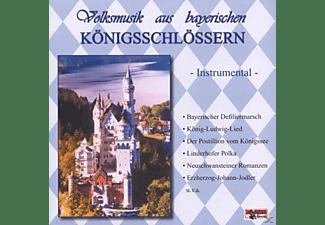 VARIOUS - Volksmusik Aus Bayrischen Königsschlössern  - (CD)