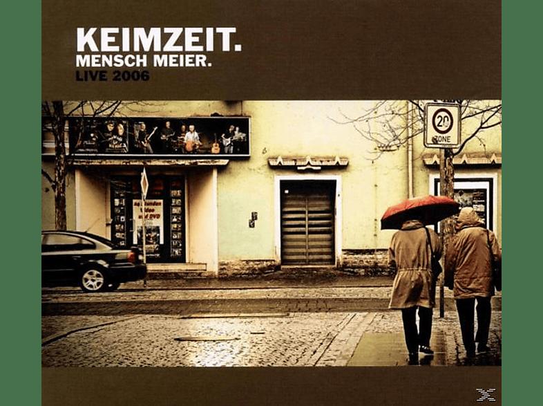 Keimzeit - Mensch Meier (Version 2010) [CD]