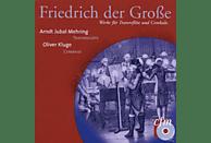 Arndt Jubal Mehring, Oliver Kluge - Werke Für Traversflöte Und Cembalo [CD]