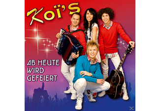 Kois - Ab heute wird gefeiert  - (CD)