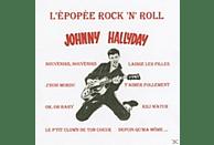 Johnny Hallyday - Vol.1-L'epopee Rock 'n' Roll [CD]