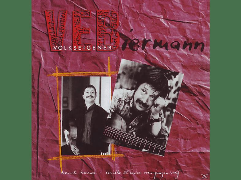 Biermann Wolf - Vebiermann [CD]