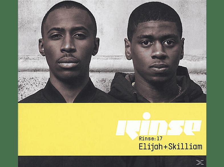 (mixed By) Elijah + Skilliam - Rinse: 17 [CD]