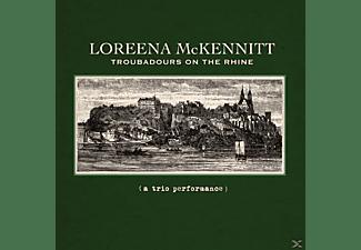 Loreena McKennitt - TROUBADOURS ON THE RHINE  - (CD)