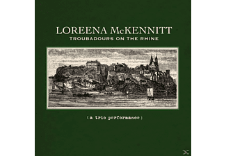 Loreena McKennitt - TROUBADOURS ON THE RHINE - (CD)