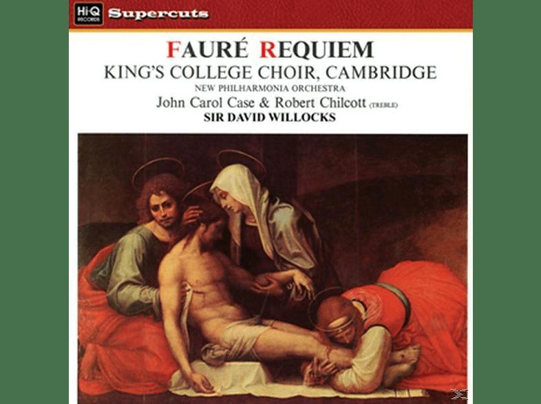 King's College Choir, New Philharmonia, Willocks - Requiem [Vinyl]