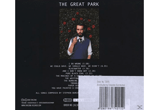 The Great Park - The Great Park  - (CD)