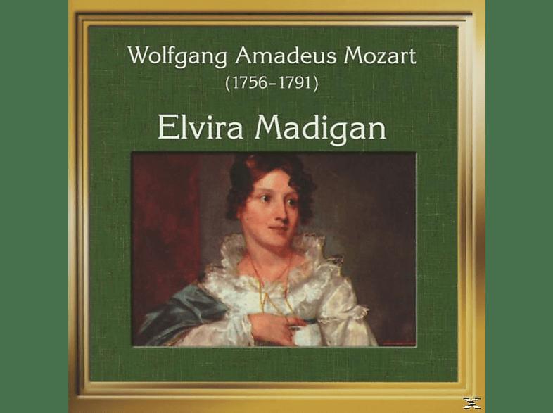 Mofo, Stanceva - Mozart/Elvira Madigan [CD]