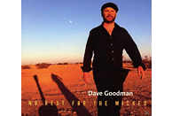 Dave Goodman - No Rest For The Wicked [CD]