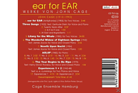 Cage Ensemble Hamburg - Ear For Ear [CD]