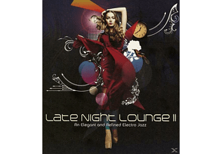 VARIOUS - Late Night Lounge 2 - (CD)