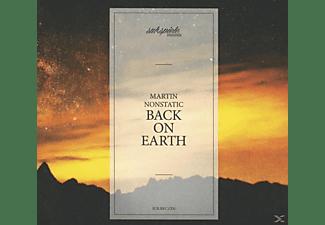 Martin Nonstatic - Back On Earth  - (CD)