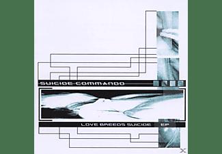 Suicide Commo - Love Breeds Suicide  - (CD)
