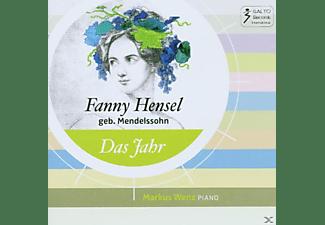 Markus Wenz - Das Jahr,12 Charakterstücke  - (CD)