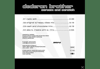 Dederon Brother - Scream & Scratch  - (Maxi Single CD)