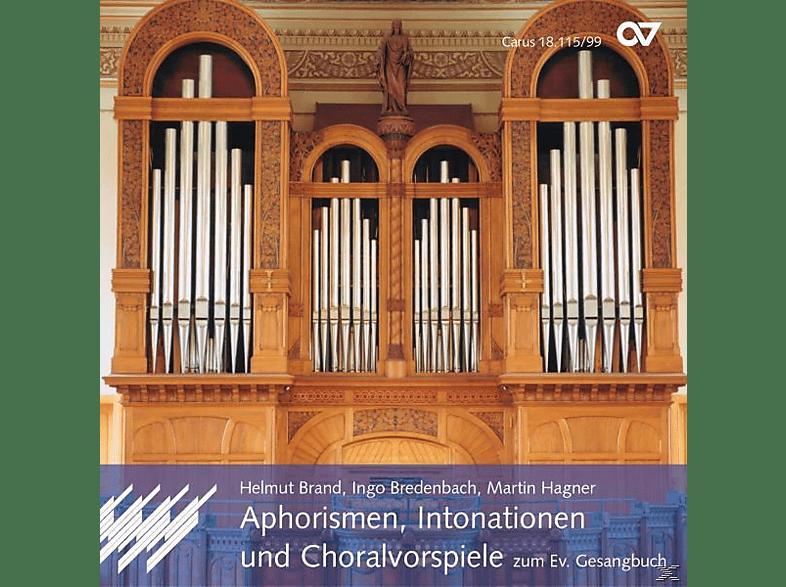 The Brand, Bredenbach, Hagner - Aphorismen,Intonationen Und Choralvorspiele [CD]