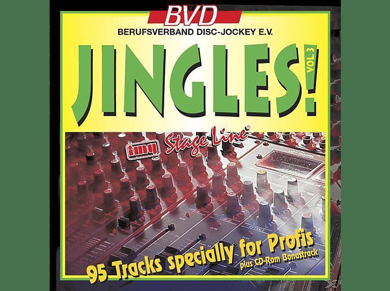 VARIOUS - Jingles Vol.3 [CD]