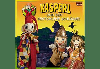 Kasperl - Kasperl und der gestohlene Schlüssel  - (CD)