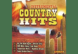 Maverick - Country Hits instrumental  - (CD)