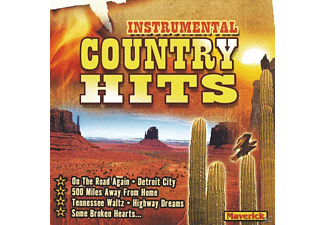 Maverick - Country Hits instrumental - (CD)