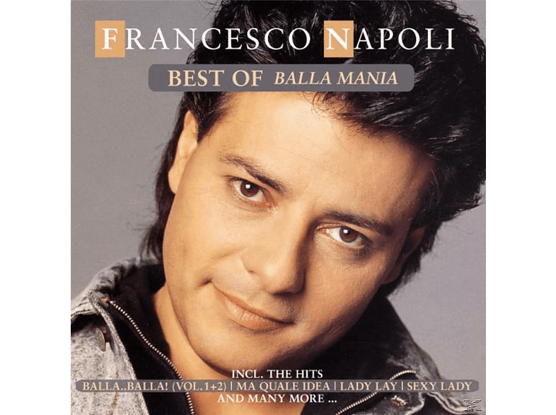 Francesco Napoli - Best Of-Balla-Mania [CD]