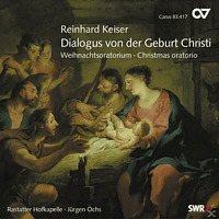 Ochs & Rastatter Hofkapelle - Dialogus Von Der Geburt Christi  - (CD)