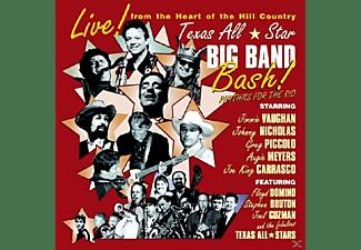 Texas All Stars - Big Band Bash!  - (CD)