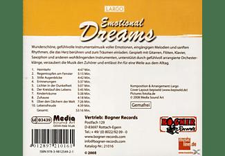 Largo - Emotional Dreams-Wellness F.D.Seele  - (CD)