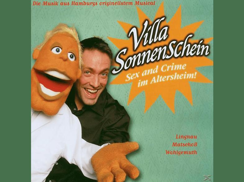 VARIOUS - Villa Sonnenschein [CD]