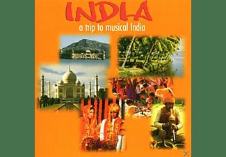 VARIOUS - Indien  - (CD)