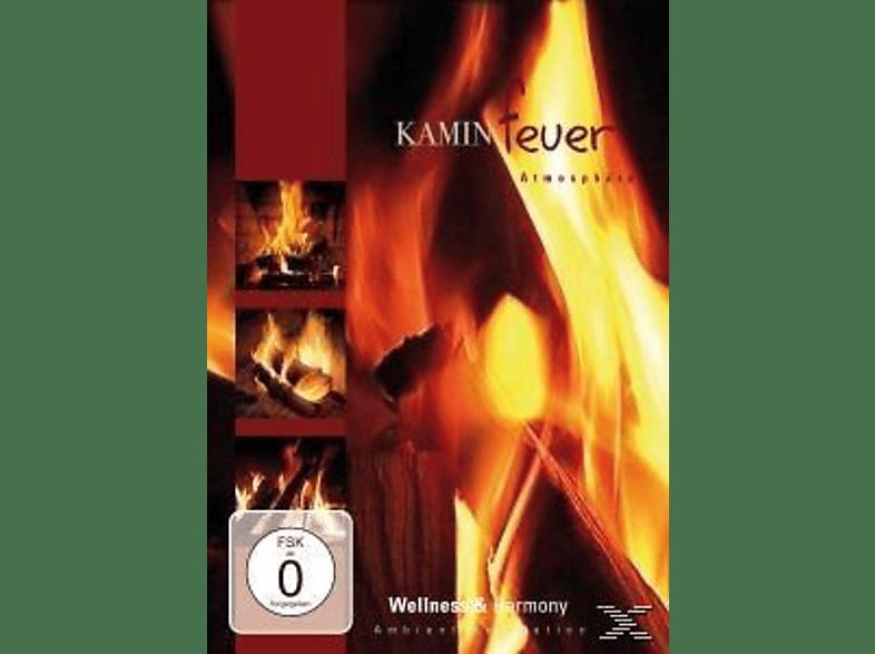 Kaminfeuer Atmosphäre - Wellness & Harmony [DVD]