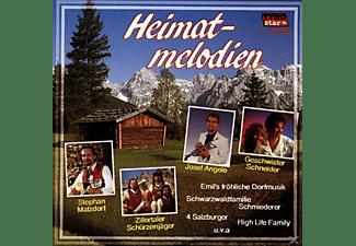 VARIOUS - Heimatmelodien  - (CD)
